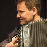 Andrei Ichtchenko (Akkordeon), Gino Suter (Violine)